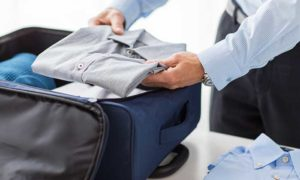 How to Fold Dress Shirts for Travel